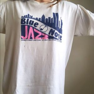 Blue Note Jazz vintage T-shirt